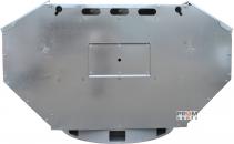 Крышные вентиляторы ВКРФ с факельным выбросом