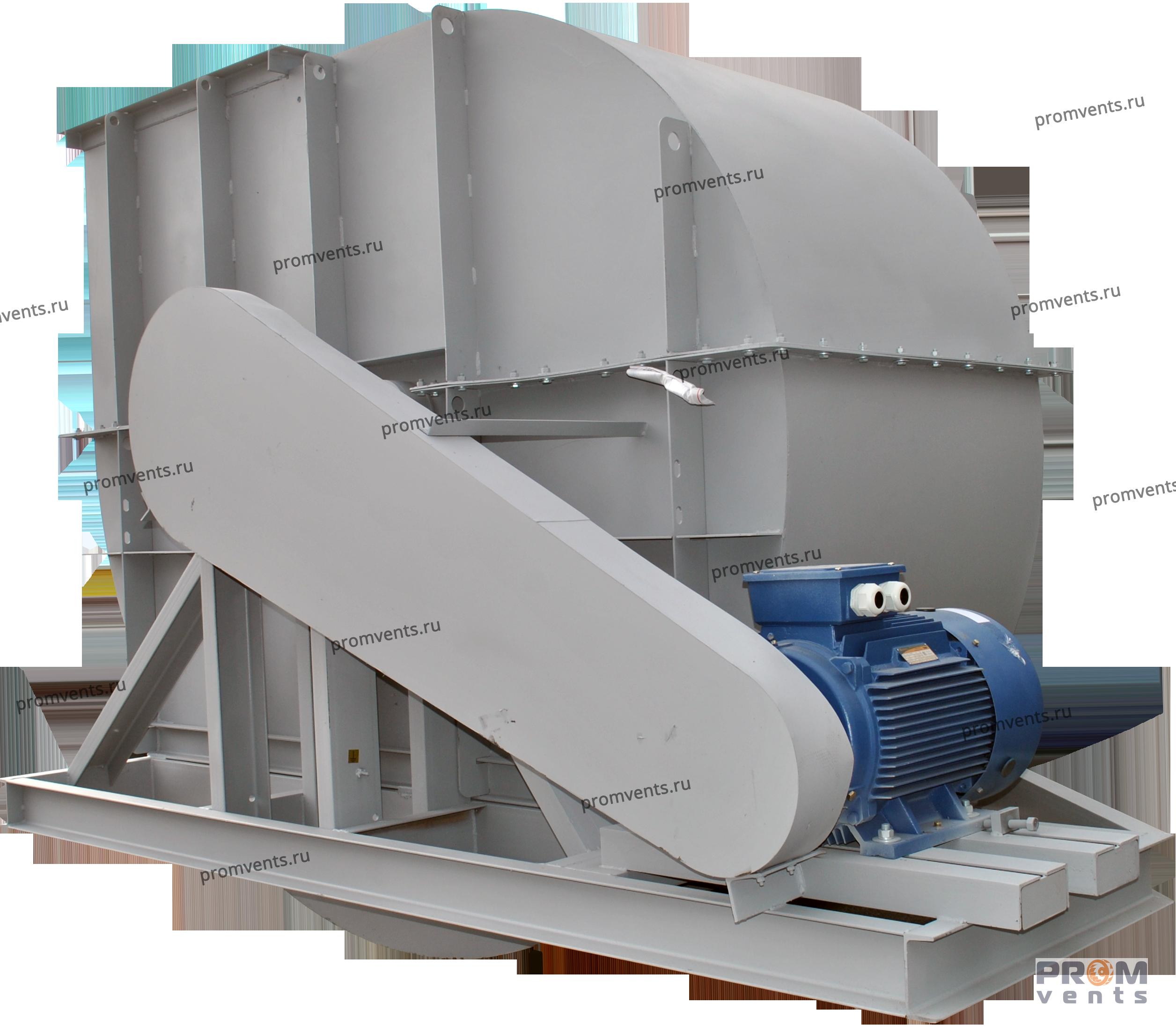 Дымосос ДН №8 15,0 кВт 1500 об/мин (Правый, 0)